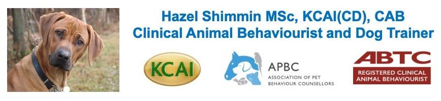 Hazel Shimmin - Dog Trainer and Behaviour Advisor